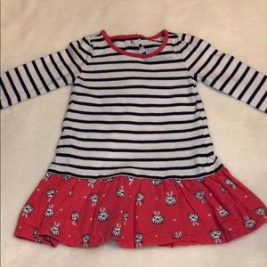 3/$25 Gymboree baby girl dress